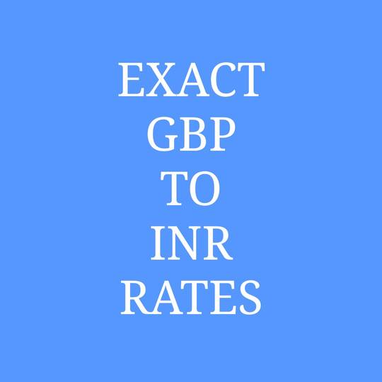 GBP to INR Rate, Online Chart | GBP/INR Forecasts & Analysis | blogger.com
